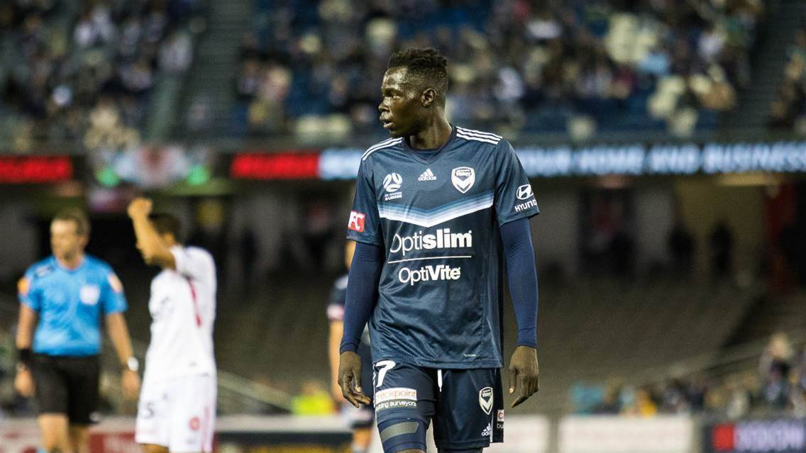 Deng eases A-League transition for 'King Kenny'