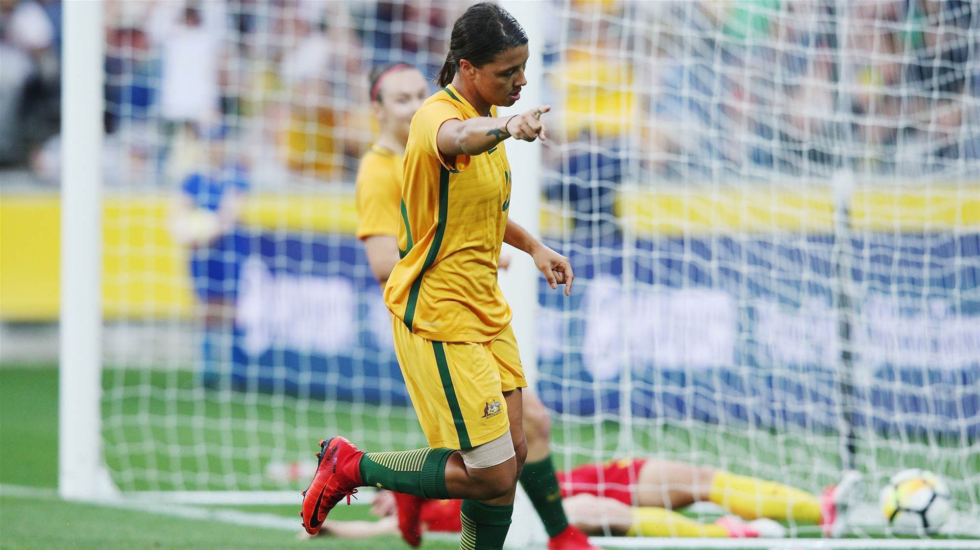 How the W-League can score Matildas success