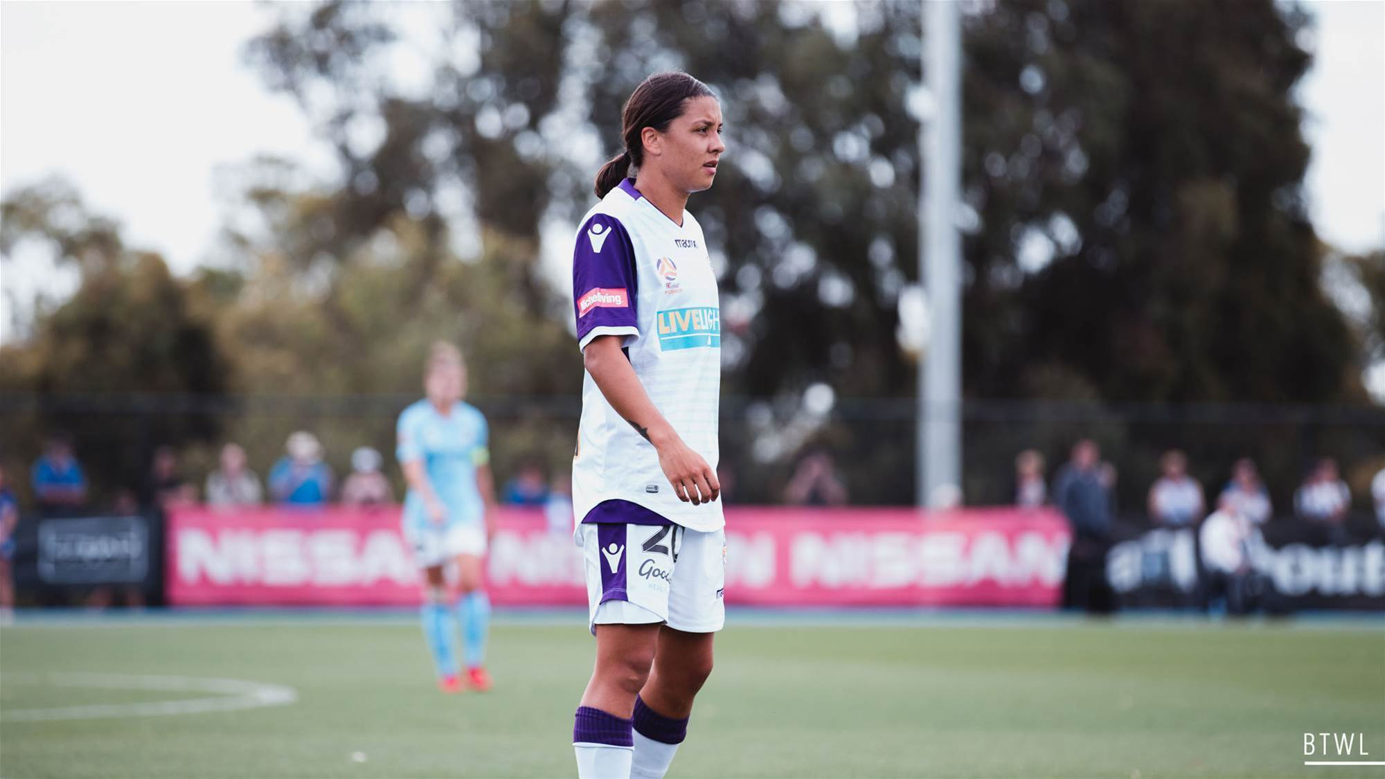 Kerr becomes first W-League marquee