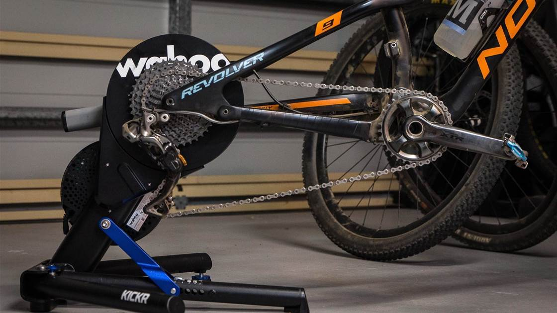 TESTED: The Wahoo KickR