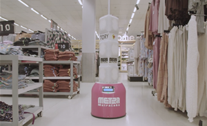 Kmart Australia and NZ will put a robot called TORY into every store