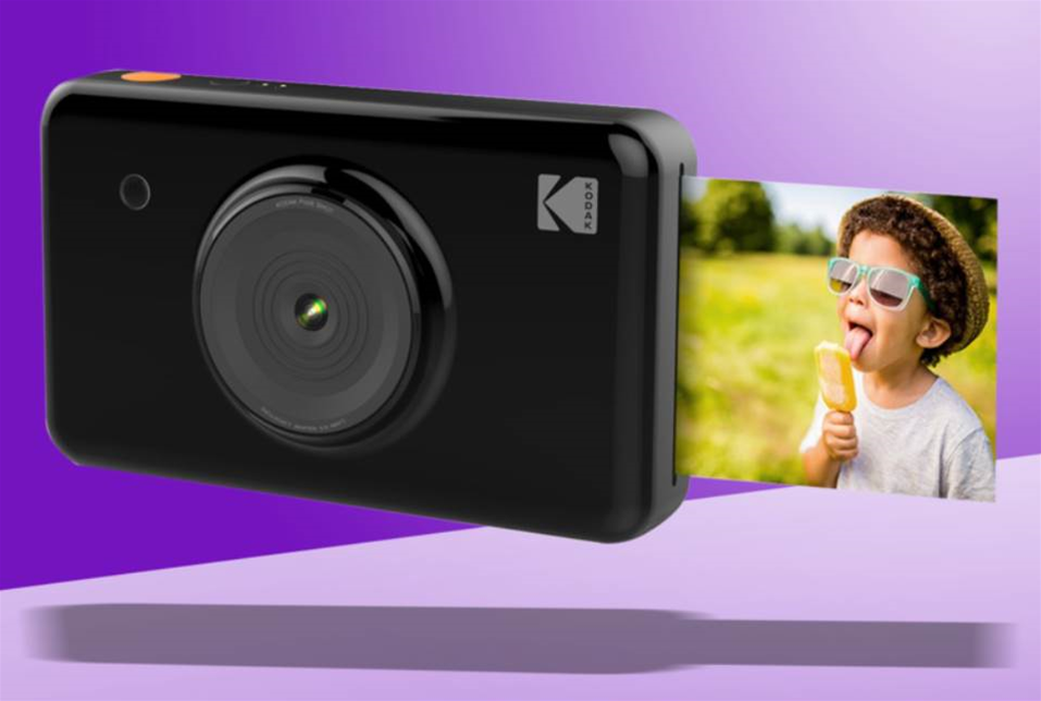 Kodak's Mini Shot is a feature-packed instant camera