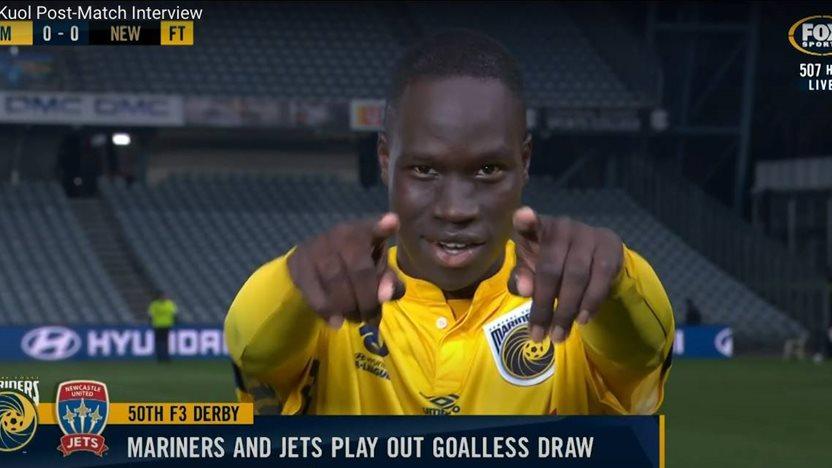 A-League alert: African-born sensation's 3 talented brothers