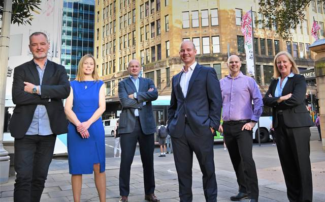 Barhead names six business unit leaders amid structure revamp