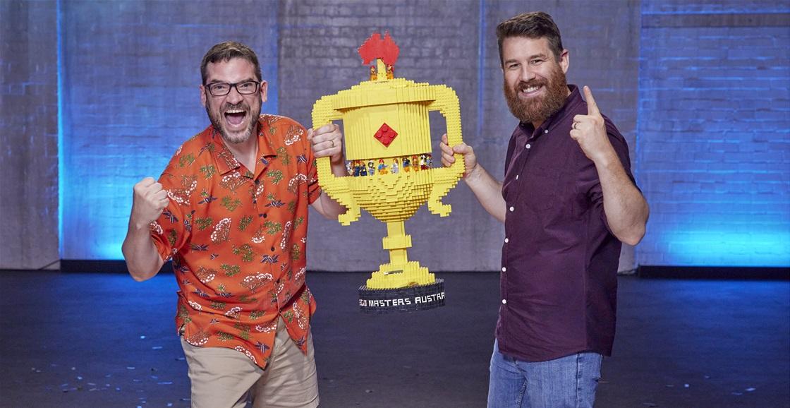 LEGO Masters 2021: Meet The Winners