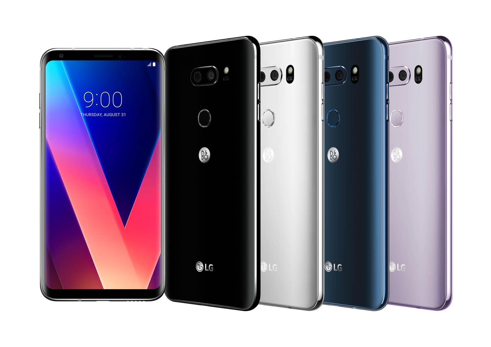 Review: LG V30+ smartphone