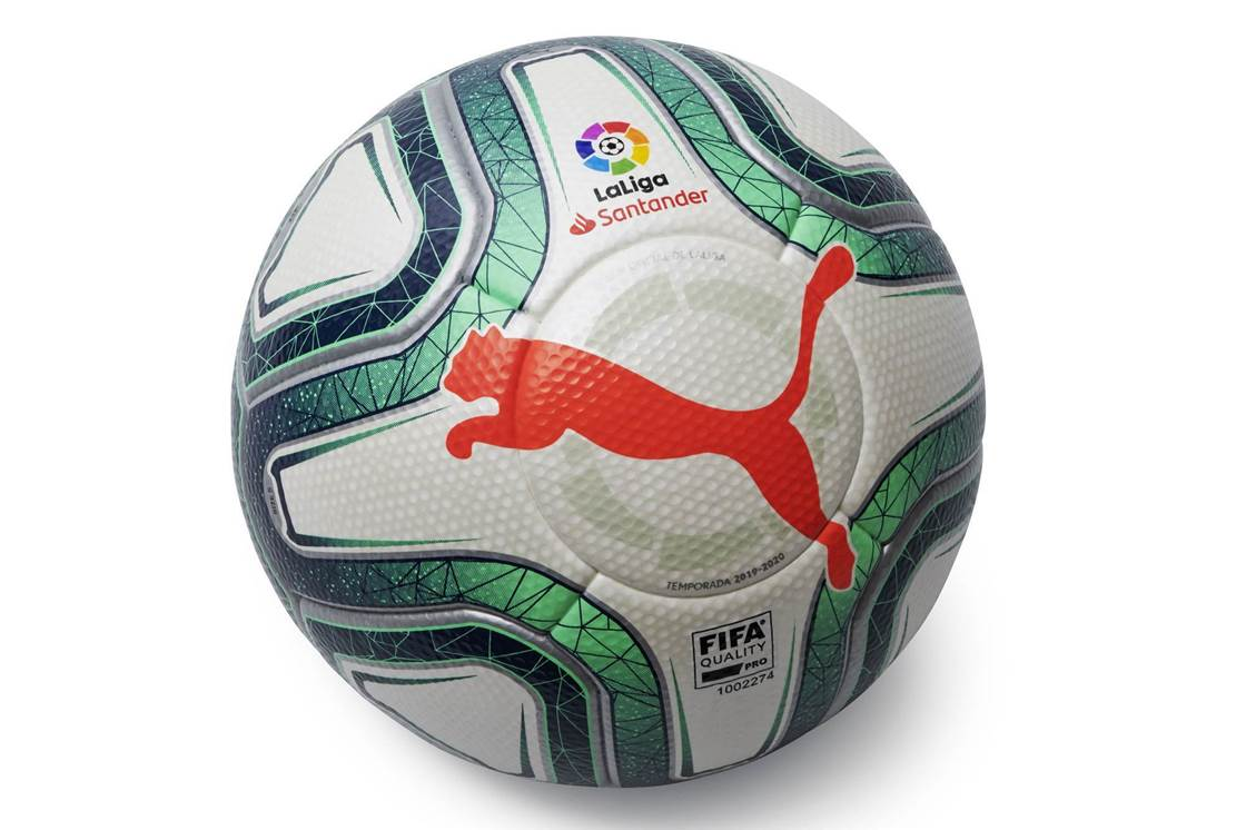 Watch: La Liga stars get funky with next season ball release