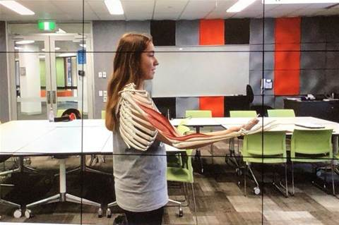 La Trobe Uni ditches anatomy textbooks for VR