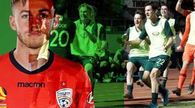 Pitch perfect: Meet Young Socceroo hero Lachlan Brook