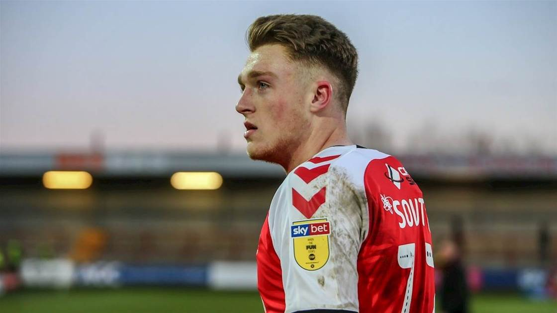 Souttar named in League One team of the season