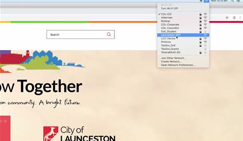 Launceston expands free wi-fi network