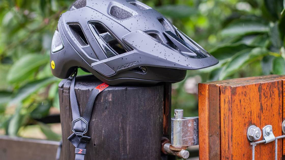 FIRST LOOK: Lazer Jackal MIPS trail helmet