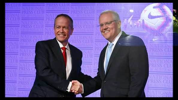 Football and the Federal Election: why it's time
