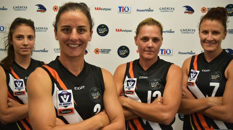 NT Thunder announce inaugural VFLW leadership team
