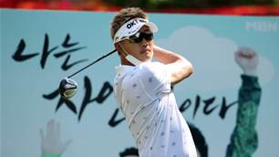 Dominant Koreans in charge at Maekyung Open