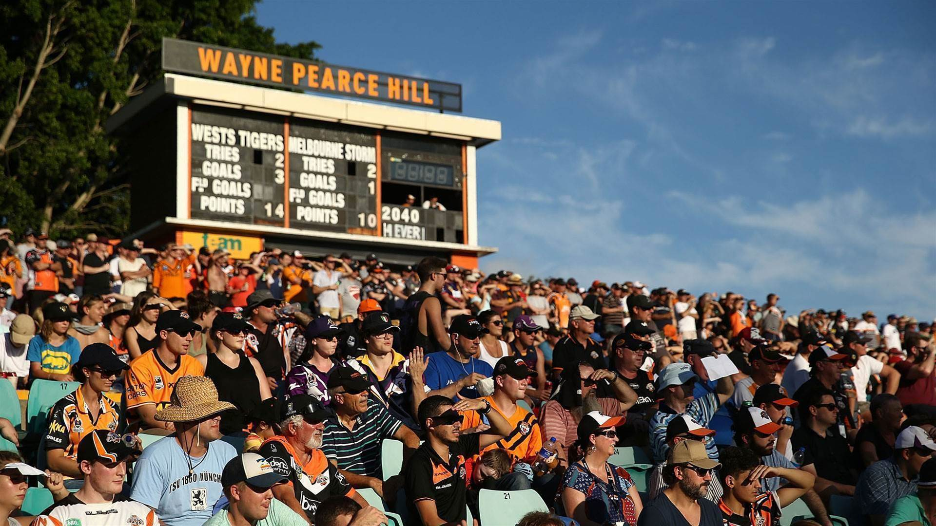 Fans' favourite rugby league grounds