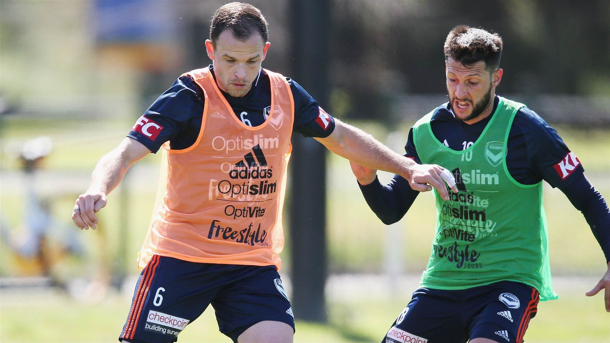Broxham: Fielding kids is the easy way out