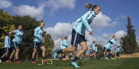 Matildas Algarve Cup Opponents