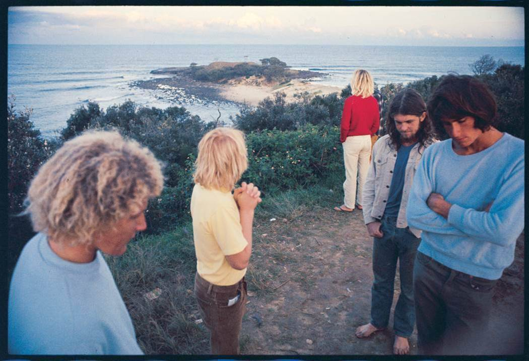 THE WITZIG FILES – THE LOCALS AT ANGOURIE, early 1970s