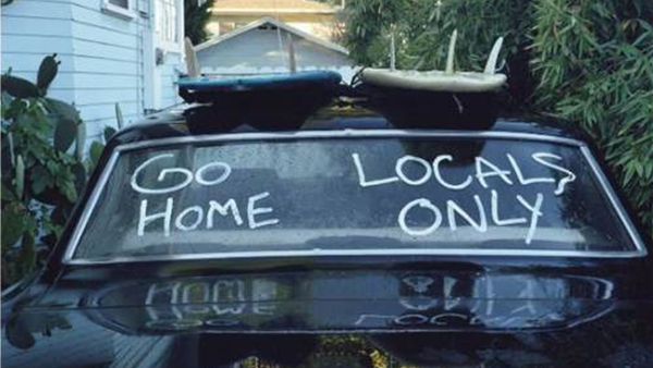 A Government Green Light For Localism