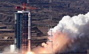 China launches high-res satellite able to provide stereo imagery - state media