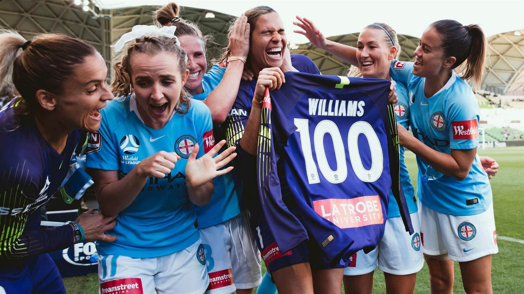 Williams: Matildas are the priority