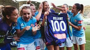 Williams: Matildas are the priority