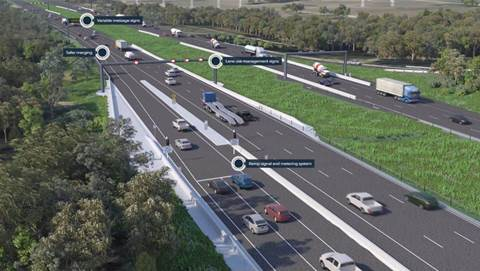 Sydney's $600m smart motorway project to be put to the test