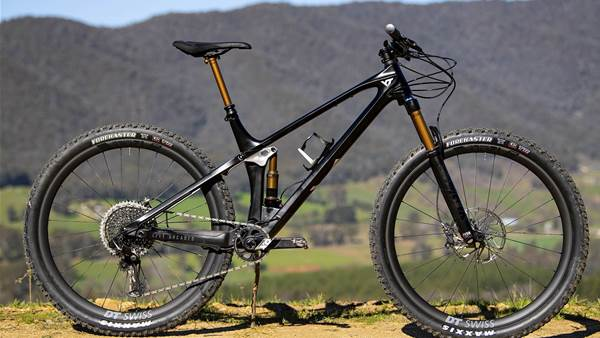 FIRST LOOK: YT IZZO Pro Race