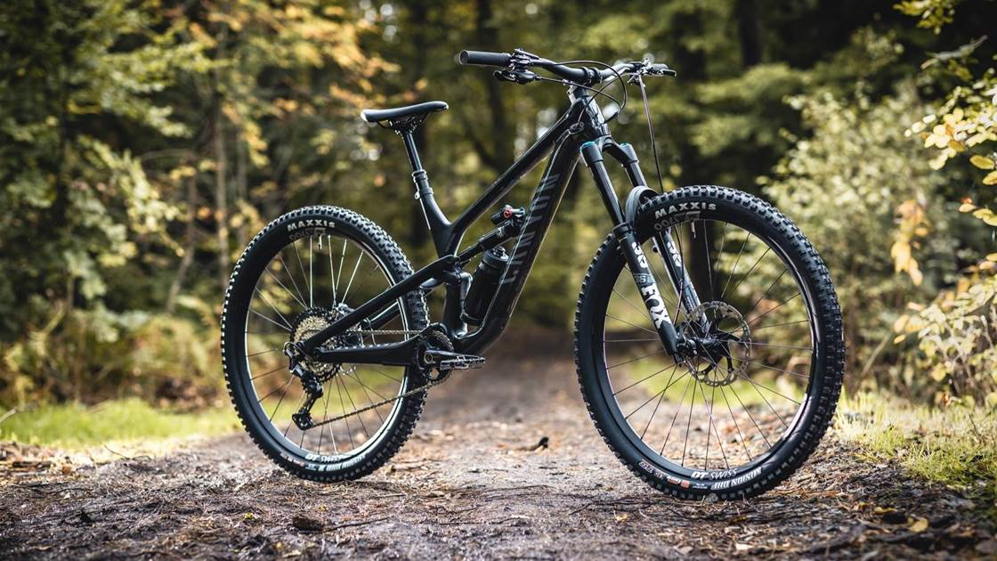 What's new on the Canyon Spectral 29
