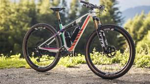 Canyon's new Lux Trail - a German downcountry bike?