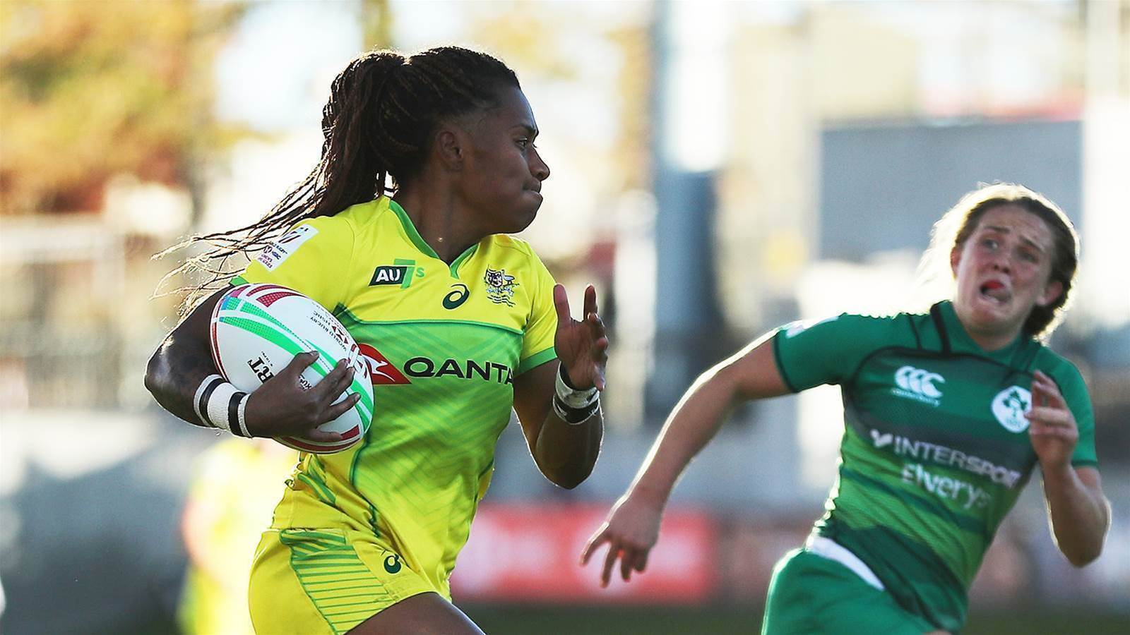 Mixed day for Australia Sevens