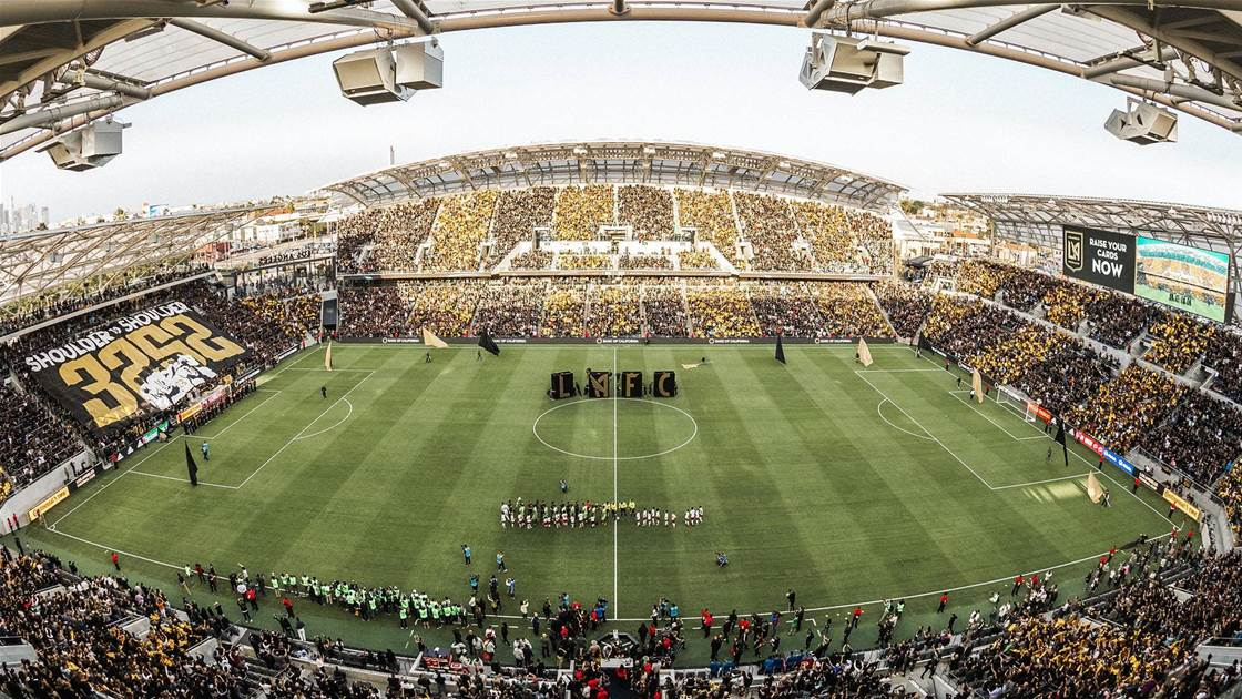 What A-League clubs canlearn from MLS dazzlers LAFC