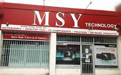 MSY buyer suspended by ASX