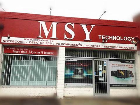 MSY buyer suspended by ASX to check deal is cool