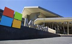 Microsoft reports 'blowout' quarter
