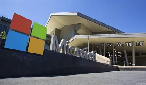 Microsoft reports 'blowout' quarter