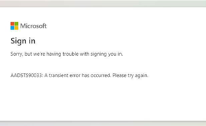 Microsoft hit by Office 365 login issues in A/NZ