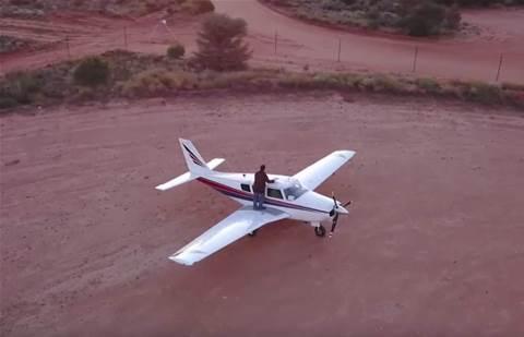 Meet the flying reseller