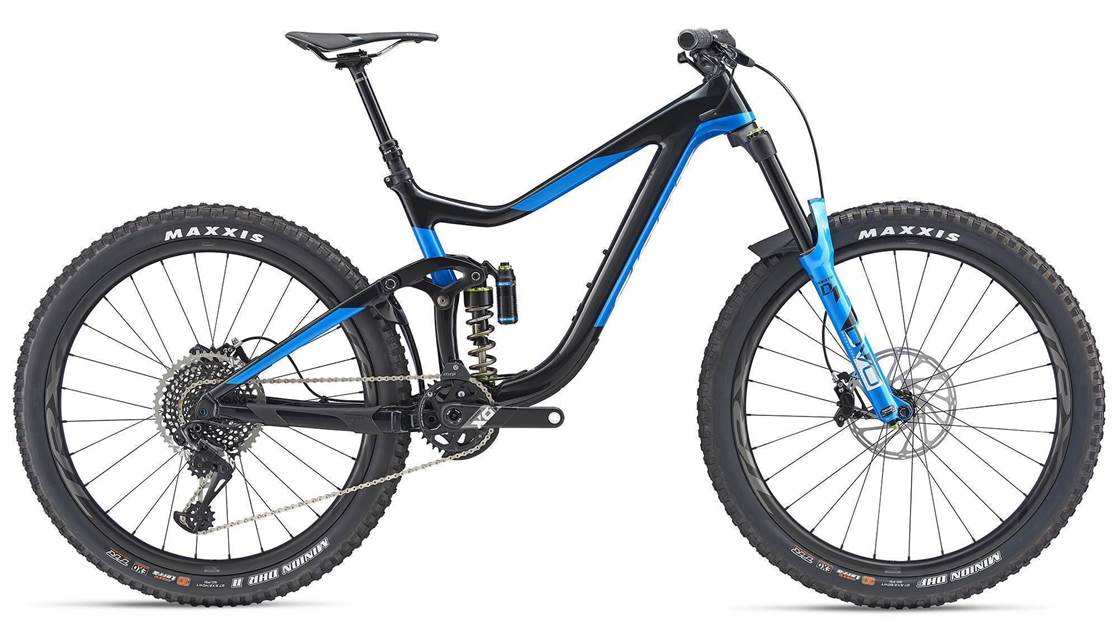 Giant's mountain bikes for 2019
