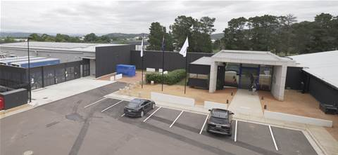 MacTel opens second Canberra data centre