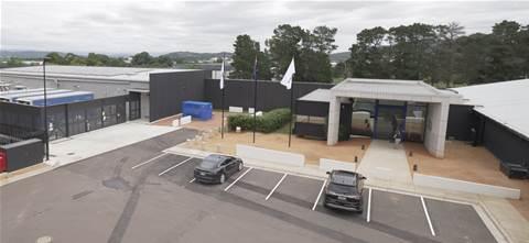MacTel opens second Canberra data centre