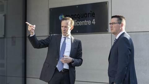 Macquarie Telecom to build govt data centre in Canberra