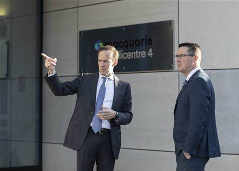 Macquarie Telecom to build govt data centre in Canberra