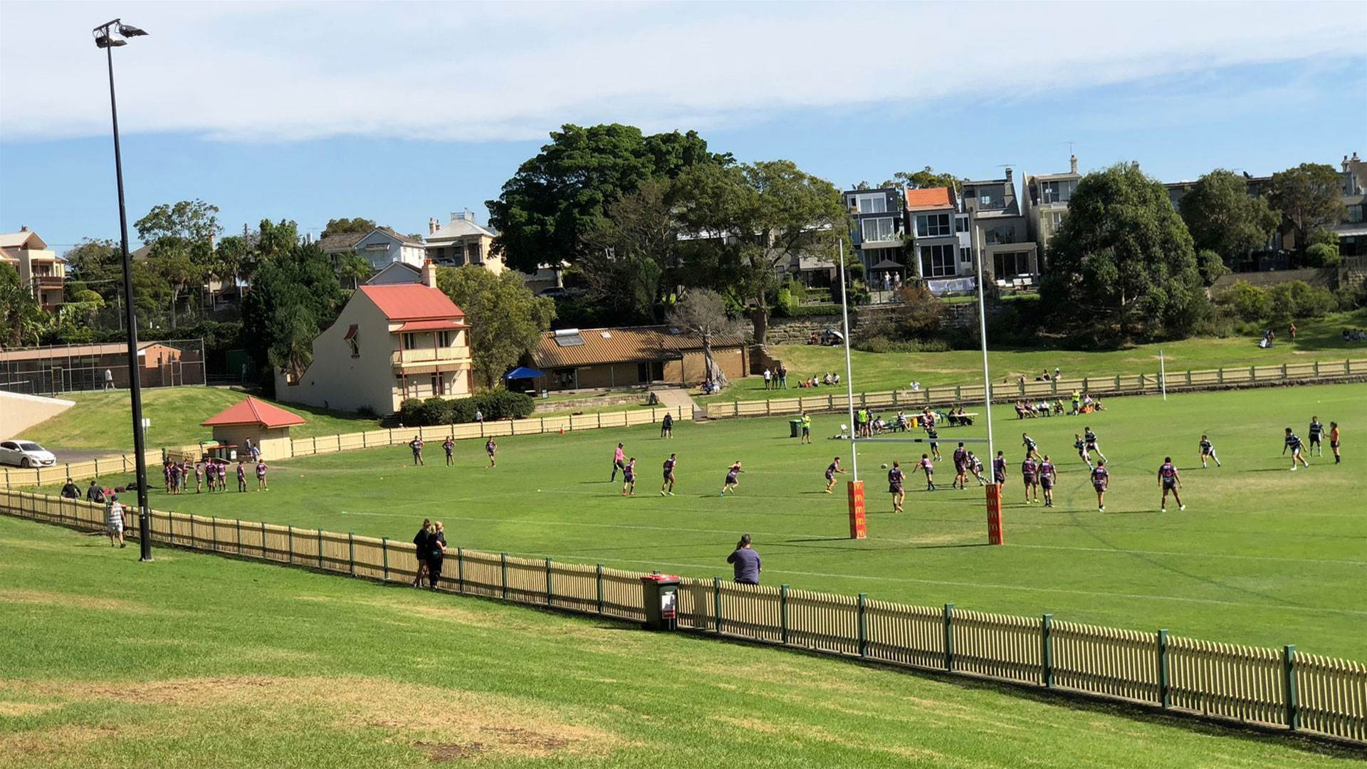Birchgrove Park: 110 years on from round one