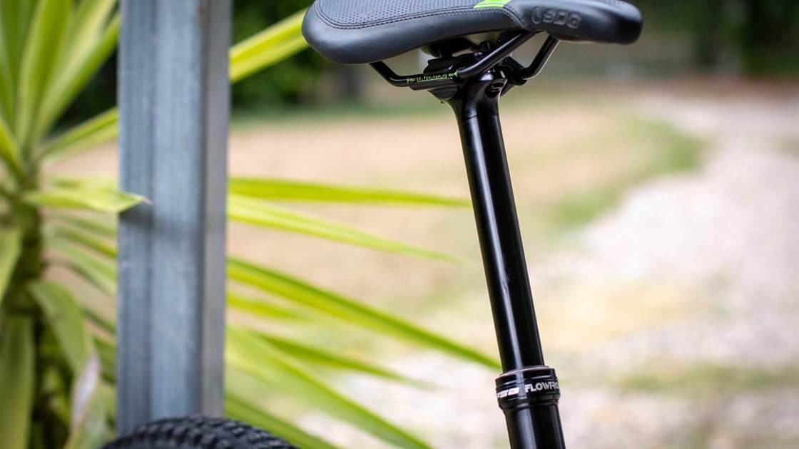 TESTED: FSA Flowtron 150mm Dropper Post