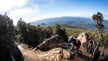 Places that Rock:Maydena Bike Park - Regnans Ride