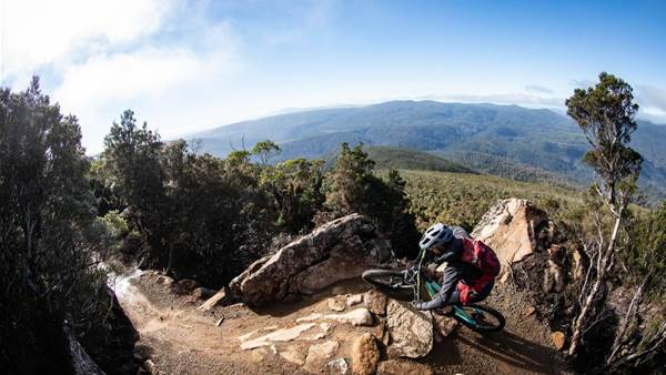 Places that Rock: Maydena Bike Park - Regnans Ride
