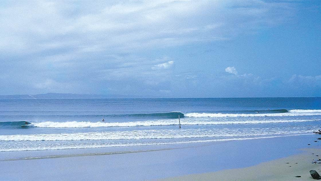 The Witzig Files – Main Beach, Noosa, c. 1965