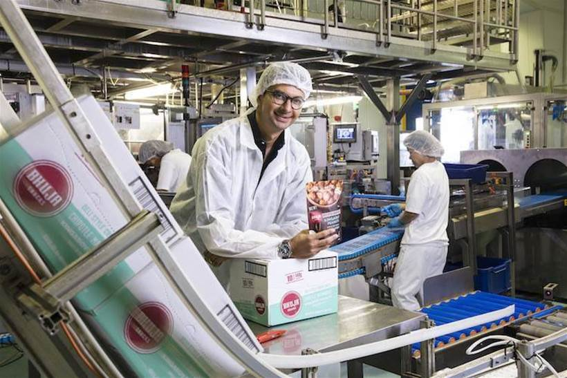 Azure IoT helping to create food factory of the future